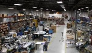 Sunrise Pachaging Factory