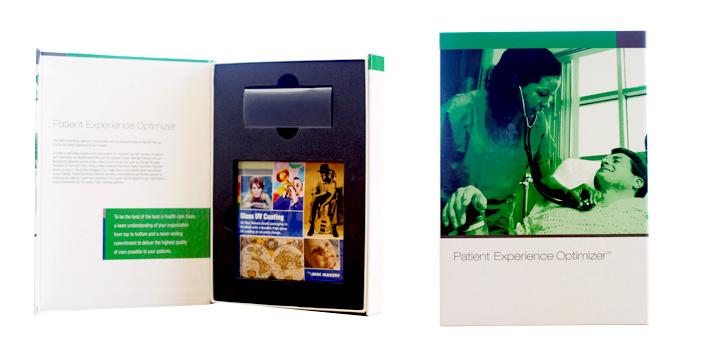 Medical Media Presentation Packaging
