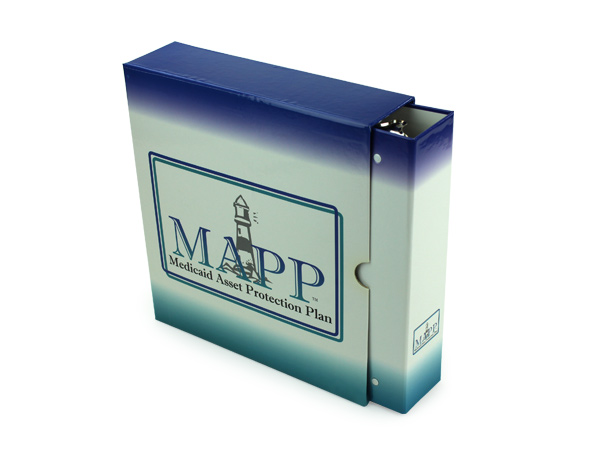MAPP Slip Slant Case