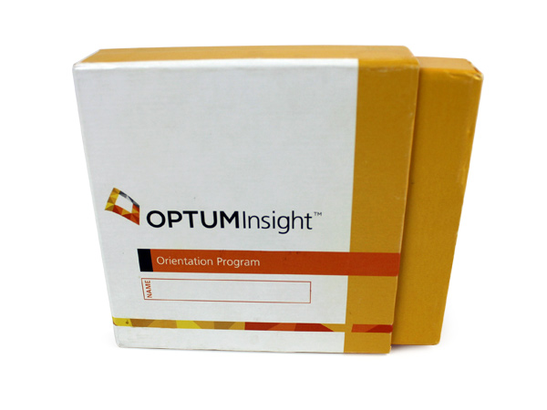 Optum Slip Case Customized Slant Cases
