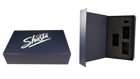 Product Launch Kit for Shasta