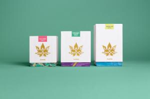 leafs by snoop marijuana packaging