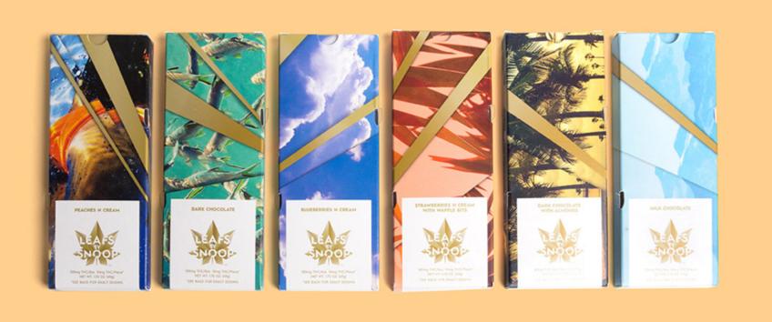 leafs by snoop custom packaging