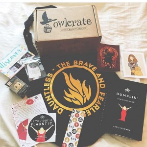 OwlCrate_monthly subscription boxes