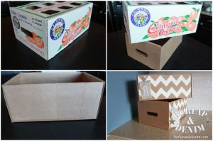 Tips to recycle boxes