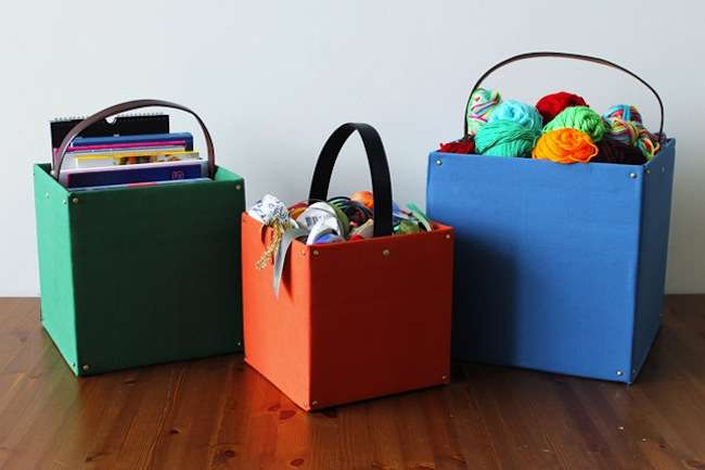 Tips to recycle boxes (photo credit http://www.bobvila.com/slideshow/17-creative-ways-to-reuse-cardboard-boxes-47420)