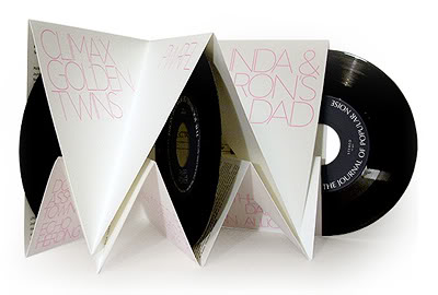 Unique vinyl packaging